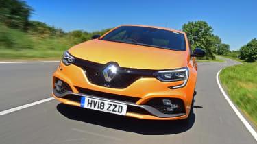 Renault Megane R.S. - action