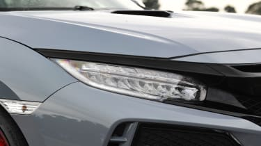 Honda Civic Type R - headlight