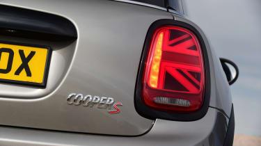 MINI Cooper S - rear light