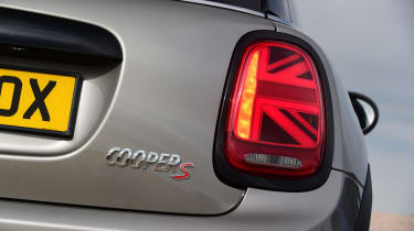 MINI Cooper S - rear light