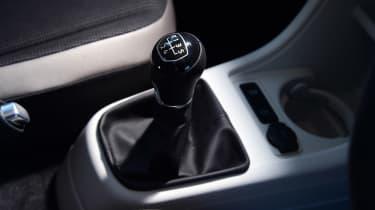 Volkswagen up! - transmission