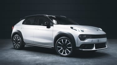 Lynk & Co 02 - front
