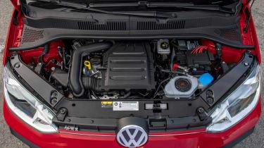 Volkswagen up! GTI - engine