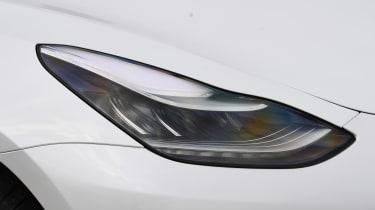 Tesla Model 3 - headlight