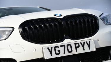 BMW 128ti - grille