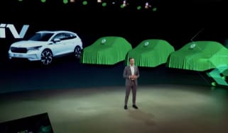 Skoda electric car plan