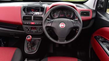 Fiat Doblo 2016 - interior