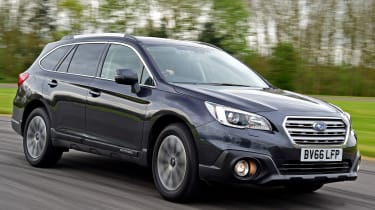 Long-term test review: Subaru Outback second report