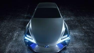 Lexus LS+ Concept - full front