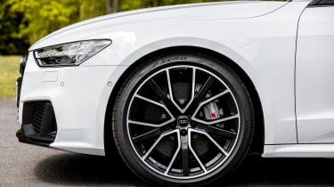 New Audi S7 Sportback - wheel