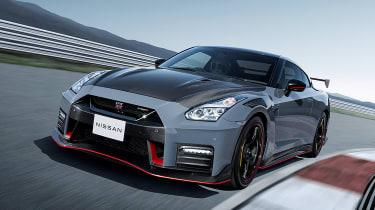 Nissan GT-R Nismo - cornering