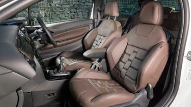 DS 3 hatchback 2016 review - interior