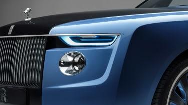 Rolls-Royce Boat Tail - front light