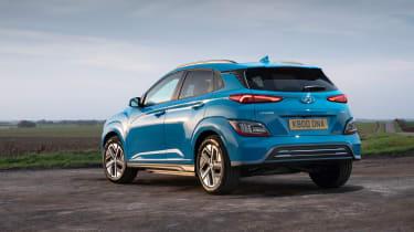 Hyundai Kona Electric - rear static