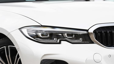 BMW 3 Series - front lights