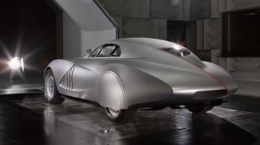 BMW Concept Coupe Mille Miglia - rear three quarter
