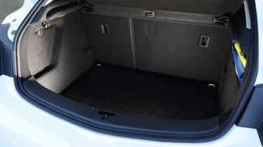 Vauxhall Astra GTC boot