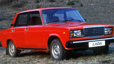 The worst cars ever made - Riva