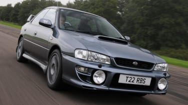 Best Japanese modern classics - Subaru Impreza Turbo