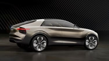 Imagine by Kia concept - rear
