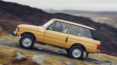 Range Rover Reborn - side