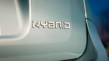 Fiat Panda Mild Hybrid - rear hybrid badge
