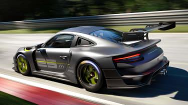 Porsche 911 GT2 RS Clubsport 25 - rear