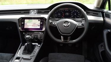 Used Volkswagen Passat - dash