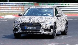 2018 Audi S6 - front