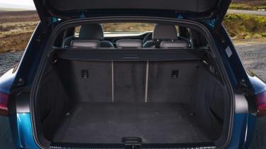 Audi e-tron - boot