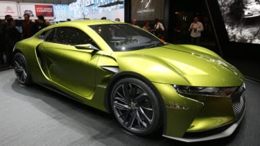 A to Z guide to electric cars - DS E-Tense