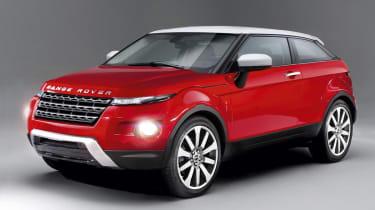 Range Rover's MINI rival