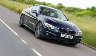 BMW 440i M Sport - front three quarter