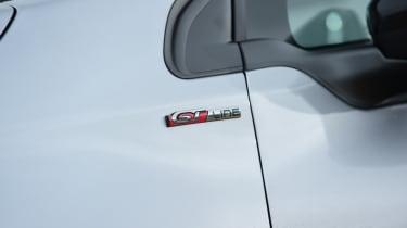 Peugeot 2008 - badge