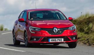 Renault Megane 2016 diesel front cornering