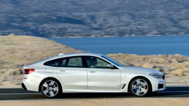 BMW 6 Series Gran Turismo - side