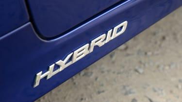 Lexus GS 450h F Sport - Hybrid badge