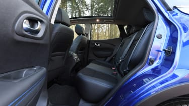 Renault Kadjar - rear seats