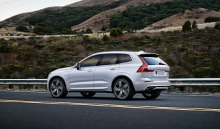 Volvo XC60 Polestar rear side