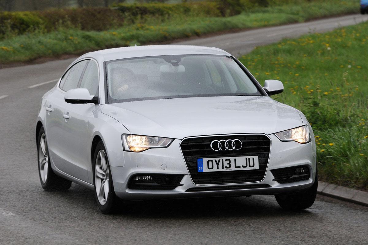 Audi A5 Sportback Review 2009 2017 Auto Express