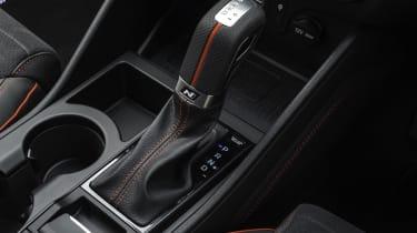 Hyundai Tucson N Line - gear lever