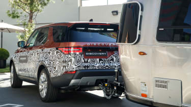 Land Rover Discovery - Advanced Trailer Assist 2