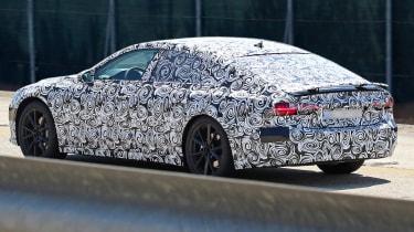 New Audi A7 spyshot - rear