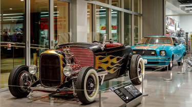 Petersen Automotive Museum - Ford Flathead Roadster