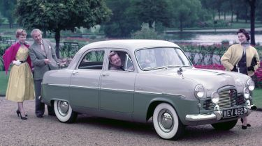Ford Zephyr Mk1