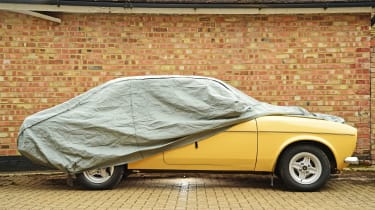 Halfords Advanced All Seasons Car Cover
