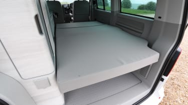 Volkswagen California Edition - mattress