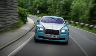 Rolls-Royce Ghost front action