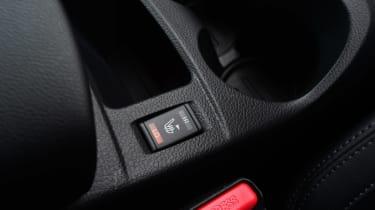 MG GS vs rivals - Nissan Qashqai heated seats