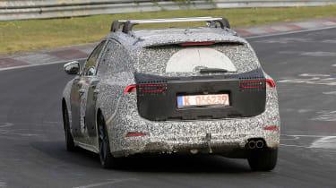 Ford Focus Estate Nurburgring rear